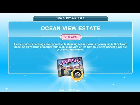 Cara Menyelesaikan Ocean View Estate Quest di The Sims FreePlay [Bahasa Indonesia] thumbnail