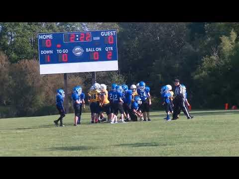 vs MAH 5th Grade Gold 2 on 9 9 17