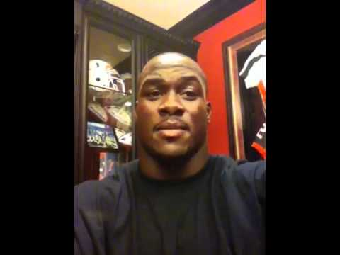 Panthers LB Jon Beason Wants You to Get in the Game