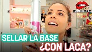 Cómo Hacer Para Que La Base Dure MÁs Tiempo - Cynthia Lamaquilladora ♥
