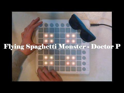 Flying Spaghetti Monster - Doctor P [Launchpad Cover] (feat Arizona)