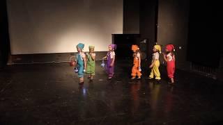 Танцевальная студия Moredance Гномики Хореография для детей 4 лет