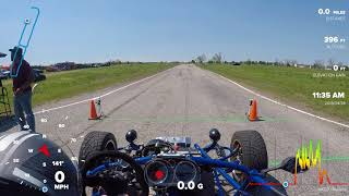 2018 DF Goblin 4-28-18 Reaction Motorsports Events: Autocross