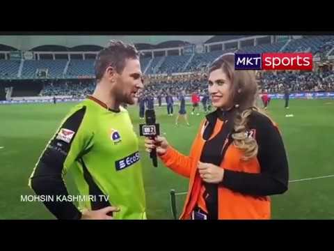 Brendon McCullum Interview 1st win In Psl 2018  Brendon McCullum thumbnail