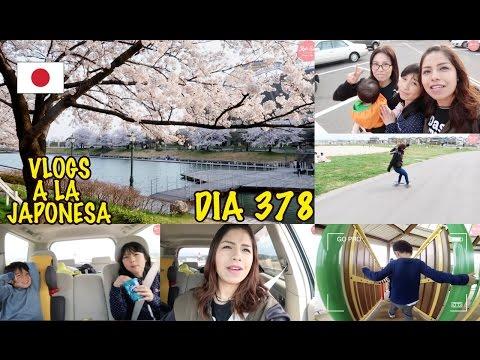 En el Parque con Amigos + Me Caí otra vez JAPON - Ruthi San ♡ 16-04-17