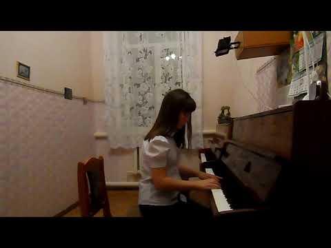 Глинка Михаил Иванович - Мазурка фа мажор для фортепиано