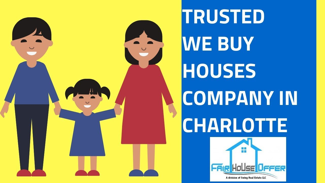 Credible We Buy Houses Company in Charlotte Near Me | Fair House Offer 704-594-1919