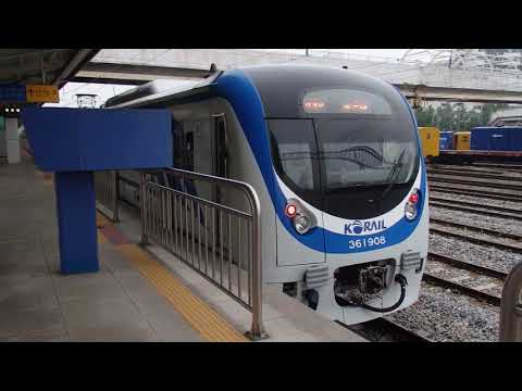 Seoul Metropolitan Subway ソウル首都圏電鉄