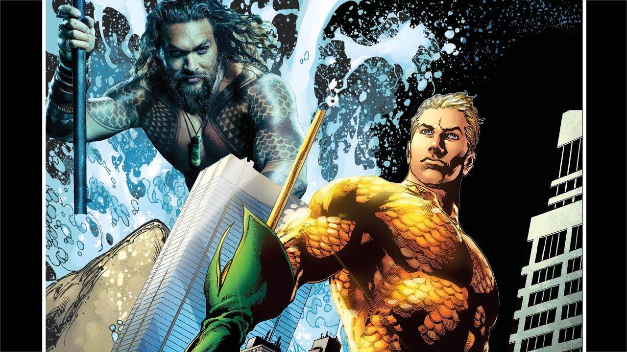 AQUAMAN : LE SAUVEUR DU DC UNIVERSE ? LA CHRONIQUE COMICS AVEC DANIEL ANDREYEV