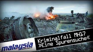 Kriminalfall MH17 - Eine Spurensuche mit Wolfgang Eggert und Frank Höfer