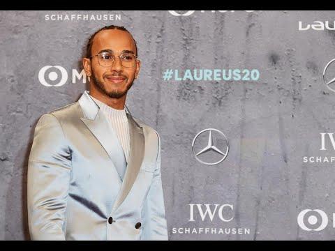 Messi y Hamilton comparten el premio 'Mejor Deportista Masculino' de los Premios Laureus
