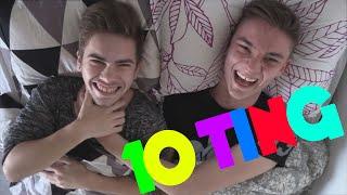 10 ting du kan lave med din ven i sengen