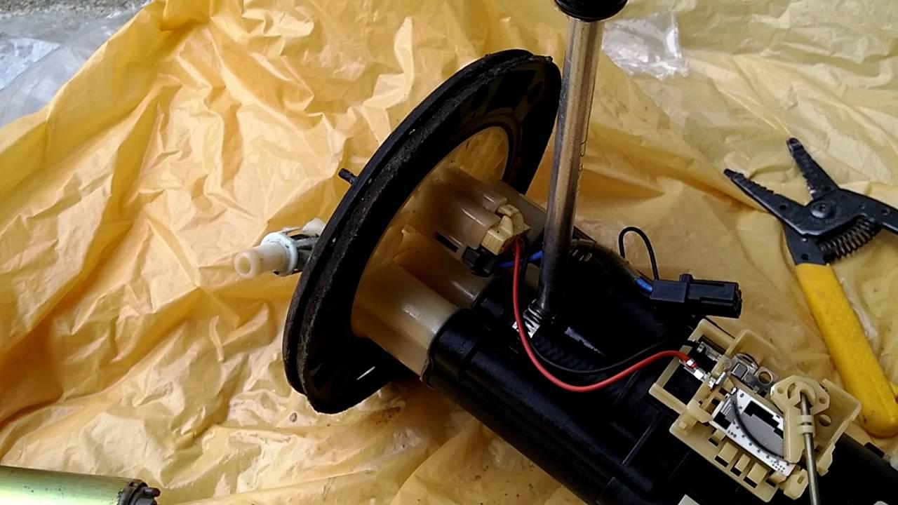 Fuel Pump 2000 Acura Rl