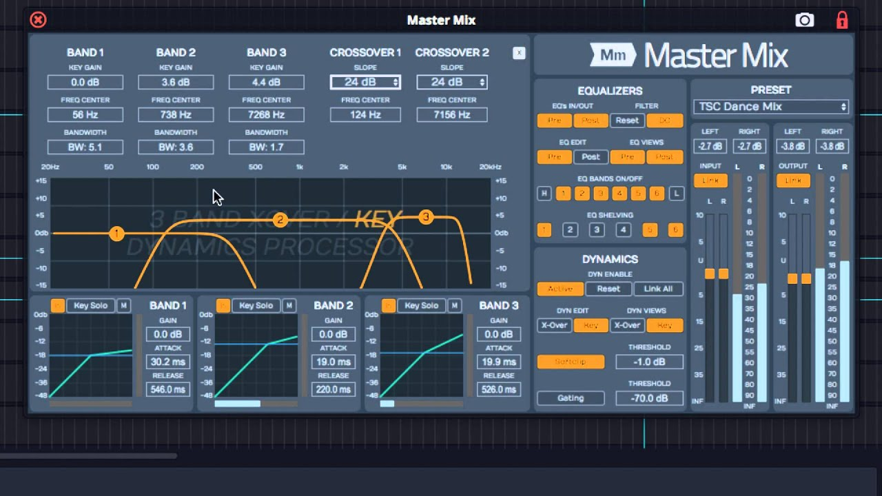JRRshop com | Tracktion Master Mix Mastering Plugin