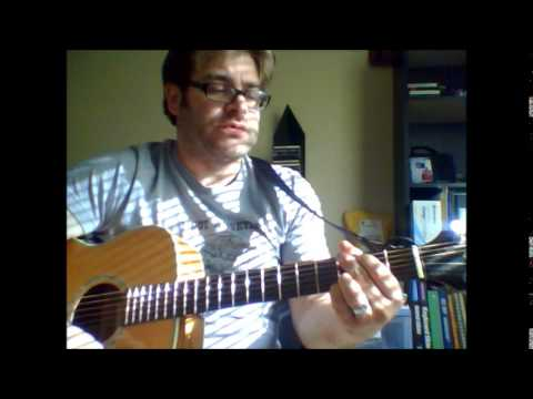 How to play Lullaby by Shawn Mullins (Easy Version) on acoustic guitar