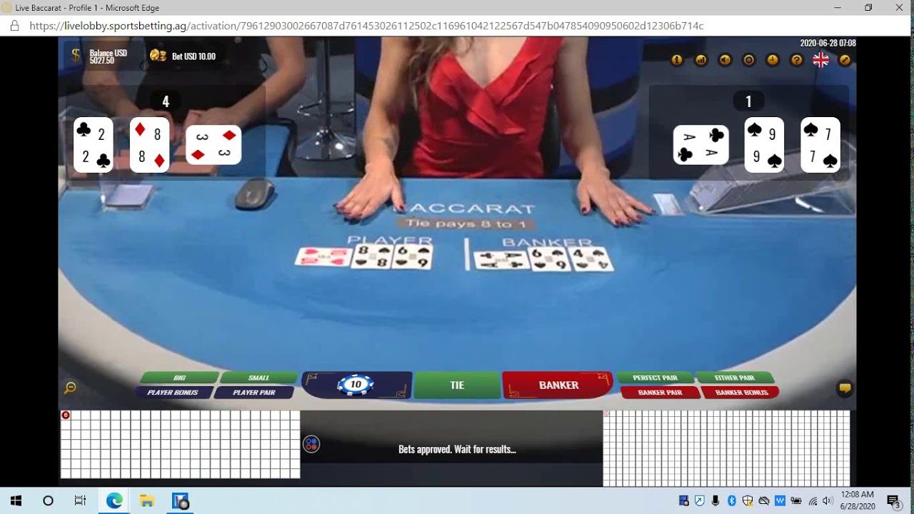Baccarat Winning Strategies