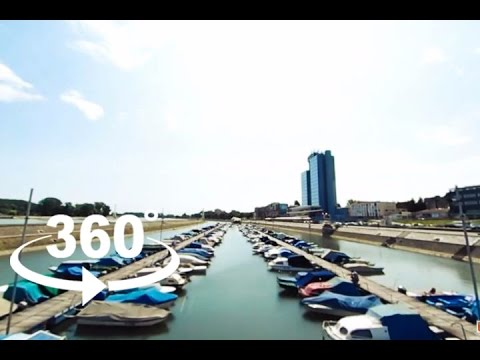 SUMMER IN OSIJEK — CROATIA | 360º VR | Pointers Travel