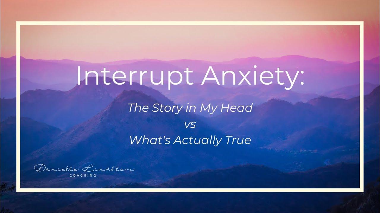Anxiety Week
