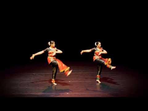 Srishti Semi Classical Dance for Korzo India Dans Festival 2017
