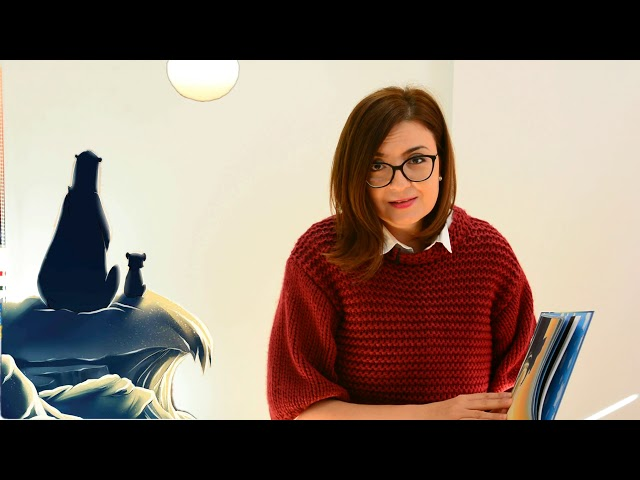 KinetoBebe - Citim impreuna povesti - Adelina Dondorici, povestitor