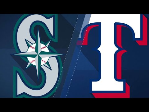 4/20/18: Haniger leads Mariners to win over Rangers