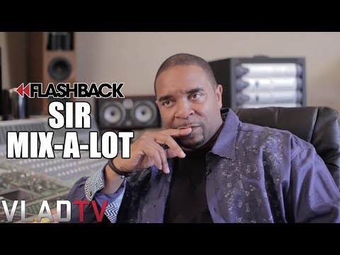 "Flashback: Sir Mix-a-Lot on ""Baby Got Back"" Earning him Over $100 Million"