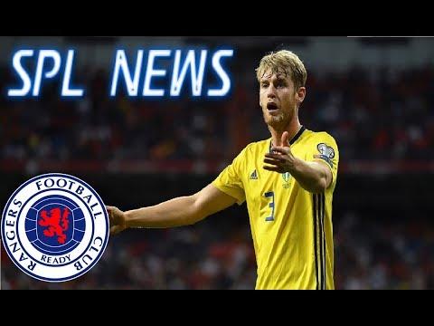 RANGERS TO SIGN £4MIL SWEDISH DEFENDER! SPL TRANSFER NEWS