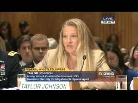 Homeland security testimony