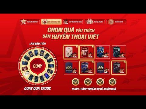 Chọn quà yêu thích, săn huyền thoại Việt - FIFA Online 4 #shorts