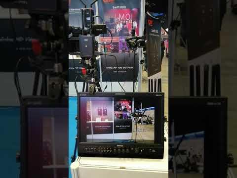 CVW Swift800 At BroadcastAsia 20190620