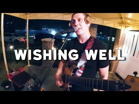 Live Looping Terence Trent D'Arby - Wishing Well, Dovydas Cover