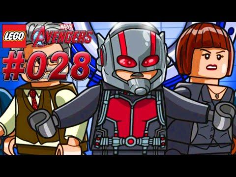 LEGO MARVELS AVENGERS #028 Ant-Man DLC ★ Let's Play LEGO Marvels Avengers [Deutsch]