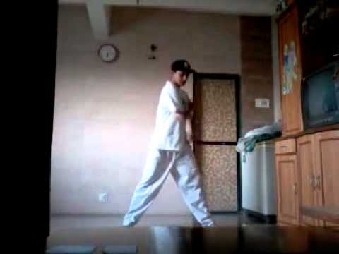 Hip_hop dance on bezubaan song from ABCD movie
