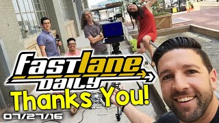 Fast Lane Daily Says Goodbye…for now - Fast Lane Daily