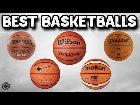 What are the Best Indoor Basketballs?! Wilson, Nike, Spalding & Molten!