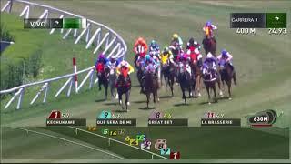 Vidéo de la course PMU PREMIO VEHEMENTE