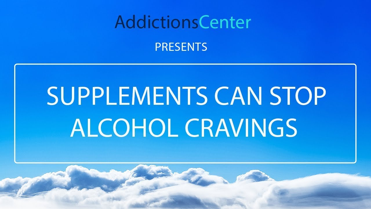 how to stop alcohol cravings