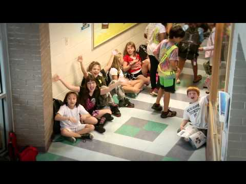 First Day of School in Montgomery County Public Schools