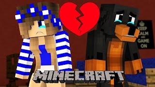 Minecraft-Little Carly-DONUT AND CARLYS FRIENDSHIP IS OVER!!