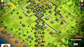 Clash of Clans WTF Base 2