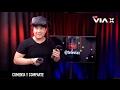 Vito Martinez juega realidad virtual en VIVO / Jueves 2 de Febrero