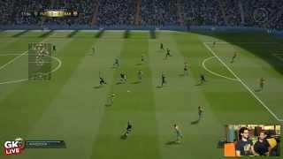 [GK Live] FIFA 16 | Jeux vidéo par Gamekult
