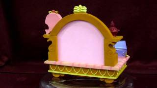 Tinkerbell Vanity Dresser Snowglobe