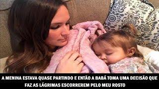 A menina estava quase partindo e então a babá toma uma decisão que faz as lágrimas escorrerem...