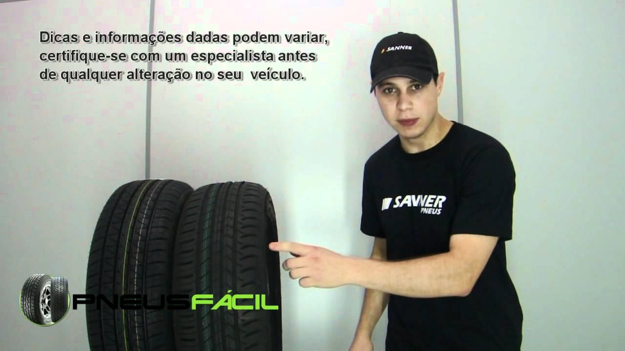posso colocar pneu 195 60r15 no meu carro qual tem pneu original 185 65r15 youtube