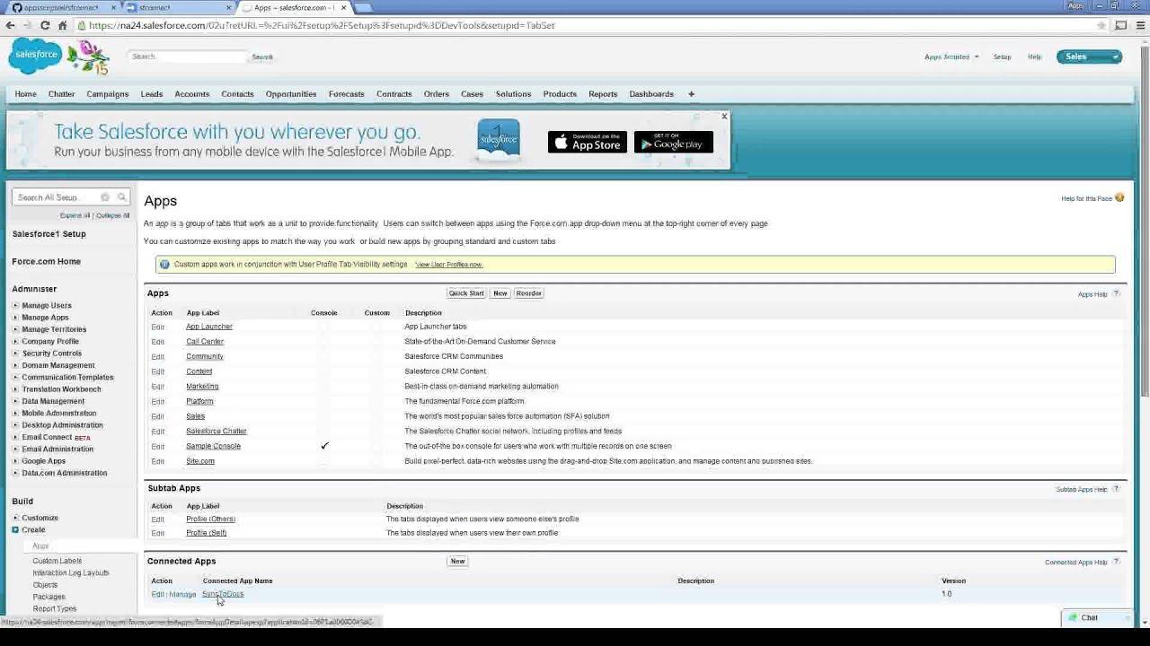 OAuth2 Salesforce