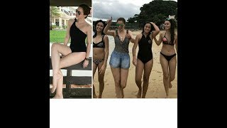 WATCH SUNSHINE CRUZ AND HER TRES MARIAS WHO LOOK GOOD IN THEIR SWIMSUITS