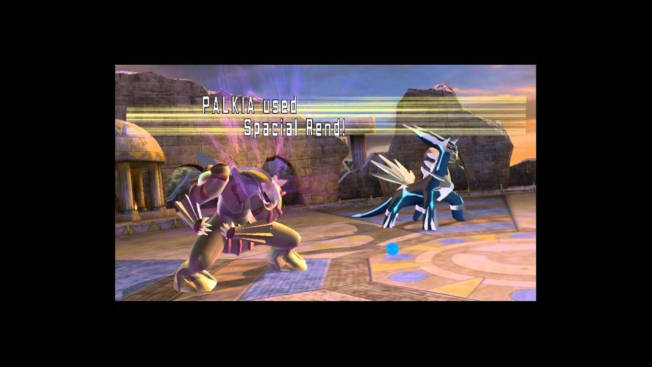 PBR - Dialga and Palkia vs Groudon and Kyogre (w/ CAMERA ...