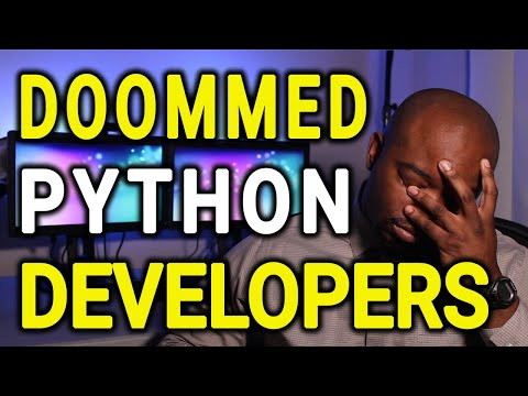 Why Junior Python Developers are DOMMED in 2020