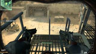 Call Of Duty: MW3 - Infected/Dome: Striker v Juggernaut  - Awesome End!!